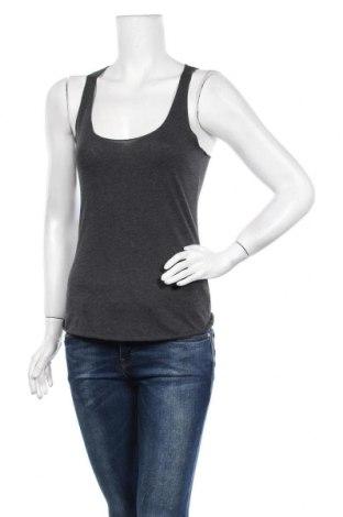 Γυναικείο αμάνικο μπλουζάκι Vert De Rage, Μέγεθος S, Χρώμα Γκρί, Τιμή 9,74€