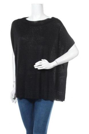 Γυναικείο πουλόβερ, Μέγεθος XL, Χρώμα Μαύρο, 75%ακρυλικό, 25% πολυαμίδη, Τιμή 16,24€