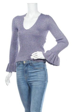 Дамски пуловер Alice McCall, Размер XXS, Цвят Многоцветен, 48% метални нишки, 41% полиамид, 11% еластан, Цена 37,00лв.