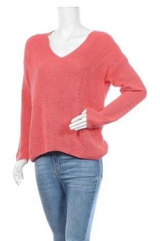 Дамски пуловер Armedangels, Размер S, Цвят Розов, Памук, Цена 18,60лв.