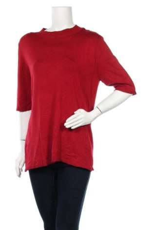 Γυναικείο πουλόβερ Comma,, Μέγεθος XL, Χρώμα Κόκκινο, Τιμή 42,14€