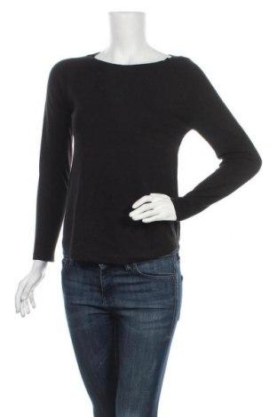 Дамски пуловер Esprit, Размер XS, Цвят Черен, 60% памук, 30% вискоза, 10% лен, Цена 42,00лв.