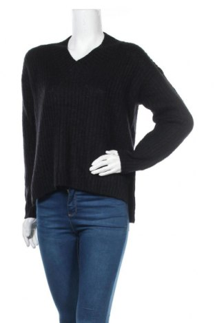 Дамски пуловер Esprit, Размер XS, Цвят Черен, 42% акрил, 28% полиамид, 20% вълна, 10% вълна от алпака, Цена 8,79лв.