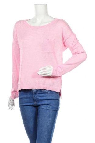 Γυναικείο πουλόβερ H&M Divided, Μέγεθος M, Χρώμα Ρόζ , 55% πολυεστέρας, 45% βισκόζη, Τιμή 13,64€