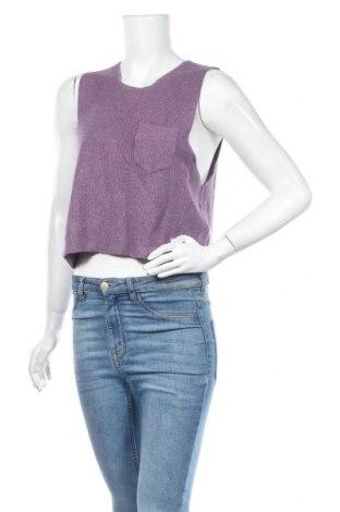 Γυναικείο πουλόβερ Kling, Μέγεθος S, Χρώμα Βιολετί, 70% βισκόζη, 20% πολυαμίδη, 10% ανγκορά, Τιμή 20,10€