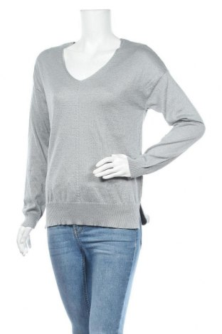Дамски пуловер Kiomi, Размер S, Цвят Зелен, 73% вискоза, 20% лен, 7% полиестер, Цена 17,70лв.
