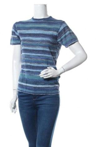 Γυναικείο πουλόβερ Levi's, Μέγεθος S, Χρώμα Μπλέ, 75% βισκόζη, 25% λινό, Τιμή 38,27€