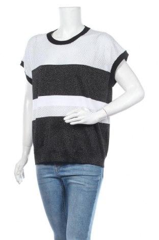Γυναικείο πουλόβερ Liu Jo, Μέγεθος XL, Χρώμα Λευκό, 60% lyocell, 40% πολυεστέρας, Τιμή 46,01€