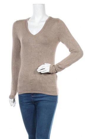 Γυναικείο πουλόβερ S.Oliver, Μέγεθος XS, Χρώμα Καφέ, 81% βισκόζη, 17% πολυαμίδη, 2% ελαστάνη, Τιμή 23,97€