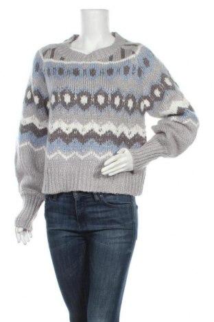 Дамски пуловер Vrs Woman, Размер M, Цвят Многоцветен, 67% акрил, 19% полиестер, 14% вълна, Цена 9,03лв.