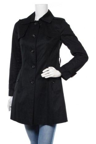 Γυναικεία καμπαρντίνα Banana Republic, Μέγεθος XS, Χρώμα Μαύρο, Βαμβάκι, Τιμή 44,54€
