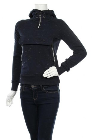 Dámská mikina  Canadian Peak, Velikost XXS, Barva Modrá, 65% bavlna, 35% polyester, Cena  968,00Kč