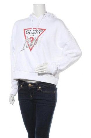 Γυναικείο φούτερ Guess, Μέγεθος S, Χρώμα Λευκό, Βαμβάκι, Τιμή 47,17€
