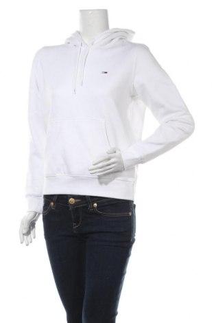 Γυναικείο φούτερ Tommy Hilfiger, Μέγεθος S, Χρώμα Λευκό, 55% βαμβάκι, 45% πολυεστέρας, Τιμή 44,78€