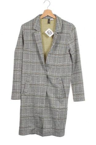 Γυναικείο παλτό H&M Divided, Μέγεθος XS, Χρώμα Πολύχρωμο, 75% πολυεστέρας, 23% βισκόζη, 2% ελαστάνη, Τιμή 27,28€