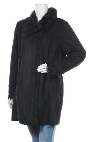 Дамско палто Mainpol, Размер M, Цвят Черен, Полиестер, Цена 35,28лв.