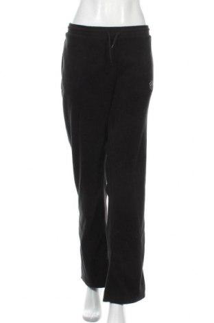 Дамско поларено долнище Elle Nor, Размер XL, Цвят Черен, Полиестер, Цена 17,06лв.