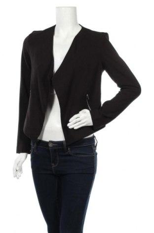 Γυναικείο σακάκι H&M Divided, Μέγεθος M, Χρώμα Μαύρο, 72% πολυεστέρας, 22% βισκόζη, 6% ελαστάνη, Τιμή 17,54€