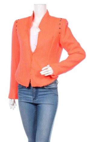 Дамско сако Object, Размер L, Цвят Розов, Полиестер, Цена 12,80лв.