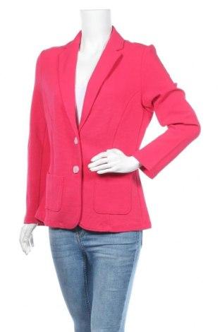 Γυναικείο σακάκι S.Oliver, Μέγεθος L, Χρώμα Ρόζ , 98% βαμβάκι, 2% ελαστάνη, Τιμή 30,54€