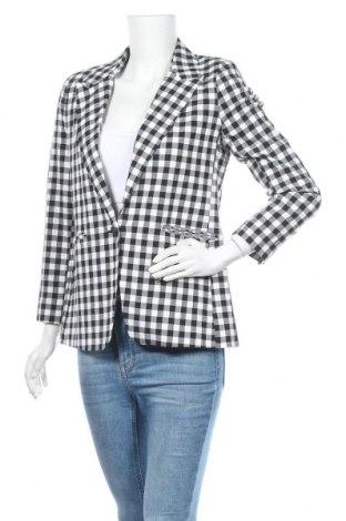 Γυναικείο σακάκι Topshop Petite, Μέγεθος M, Χρώμα Λευκό, 55% βισκόζη, 29% πολυεστέρας, 15% βαμβάκι, 1% ελαστάνη, Τιμή 34,41€