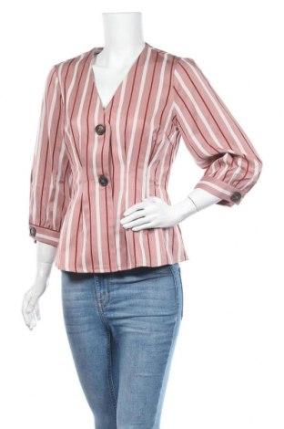 Γυναικείο σακάκι Y.A.S, Μέγεθος M, Χρώμα Ρόζ , 90% πολυεστέρας, 8% βισκόζη, 2% ελαστάνη, Τιμή 26,68€