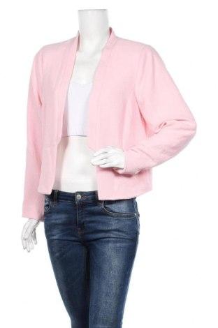 Дамско сако Zizzi, Размер L, Цвят Розов, 98% полиестер, 2% еластан, Цена 15,23лв.