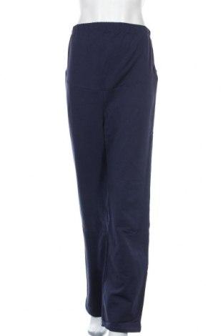 Γυναικείο παντελόνι εγκυμοσύνης, Μέγεθος M, Χρώμα Μπλέ, 95% βαμβάκι, 5% ελαστάνη, Τιμή 13,50€