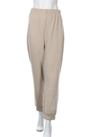 Дамско спортно долнище Cotton On, Размер XL, Цвят Бежов, 60% памук, 40% полиестер, Цена 20,09лв.