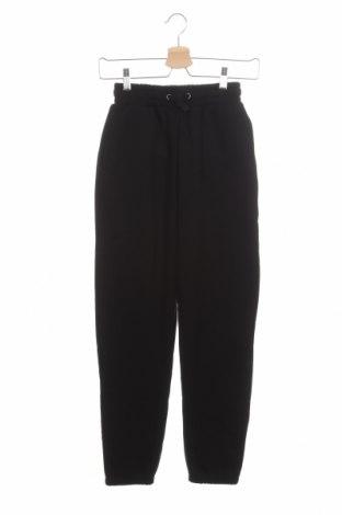 Дамско спортно долнище Even&Odd, Размер XS, Цвят Черен, 50% памук, 50% полиестер, Цена 22,88лв.