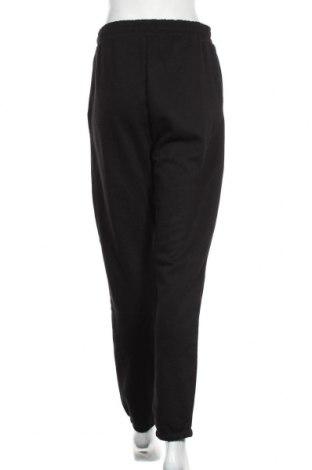 Дамско спортно долнище Even&Odd, Размер L, Цвят Черен, 50% памук, 50% полиестер, Цена 22,88лв.