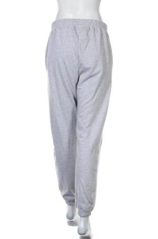 Дамско спортно долнище Missguided, Размер XL, Цвят Сив, 75% памук, 25% полиестер, Цена 31,50лв.