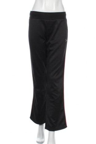 Дамско спортно долнище Osaga, Размер S, Цвят Черен, 80% полиестер, 20% памук, Цена 8,78лв.