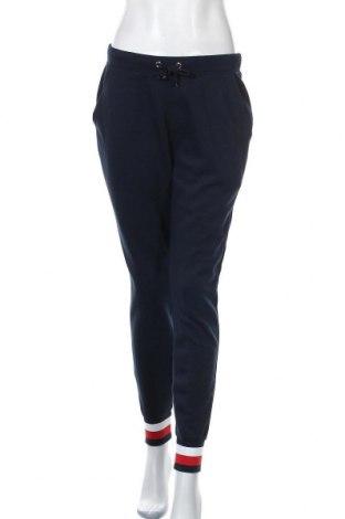 Γυναικείο αθλητικό παντελόνι Tommy Hilfiger, Μέγεθος XS, Χρώμα Μπλέ, 64% βαμβάκι, 36% πολυεστέρας, Τιμή 45,21€