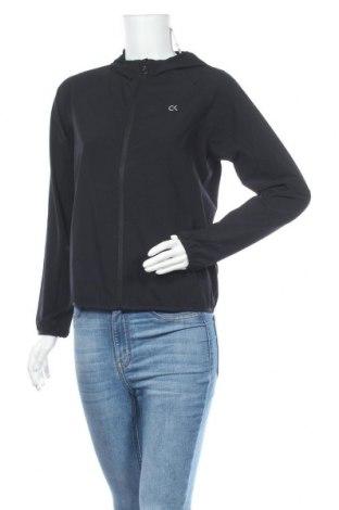Γυναικείο μπουφάν αθλητικό Calvin Klein, Μέγεθος S, Χρώμα Μαύρο, 86% πολυεστέρας, 14% ελαστάνη, Τιμή 86,17€