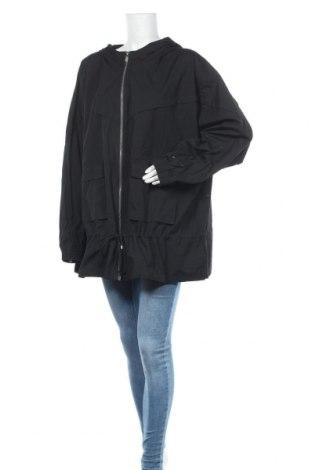 Γυναικείο μπουφάν αθλητικό Nike, Μέγεθος XXL, Χρώμα Μαύρο, 100% βαμβάκι, Τιμή 74,88€