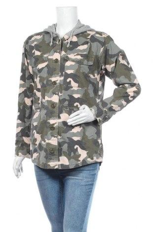 Γυναικείο μπουφάν H&M Divided, Μέγεθος S, Χρώμα Πολύχρωμο, Βαμβάκι, Τιμή 20,13€