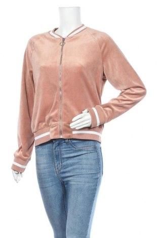 Γυναικείο μπουφάν H&M Divided, Μέγεθος L, Χρώμα  Μπέζ, Πολυεστέρας, Τιμή 7,05€