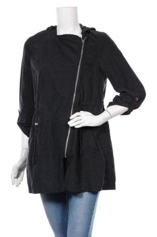 Γυναικείο μπουφάν H&M Divided, Μέγεθος M, Χρώμα Μαύρο, 70% μοντάλ, 30% πολυεστέρας, Τιμή 11,17€
