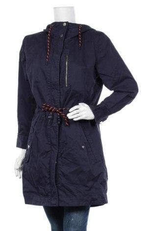 Γυναικείο μπουφάν Marc O'Polo, Μέγεθος M, Χρώμα Μπλέ, 98% βαμβάκι, 2% ελαστάνη, Τιμή 104,00€