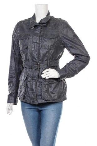 Γυναικείο μπουφάν Tommy Hilfiger, Μέγεθος M, Χρώμα Μπλέ, Βαμβάκι, Τιμή 42,68€