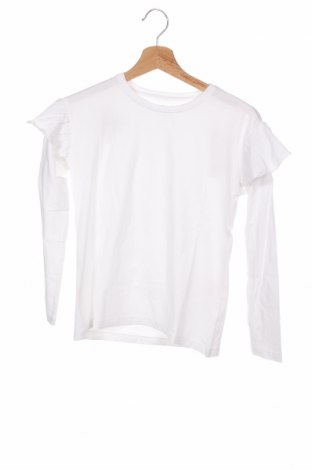 Dětská halenka , Velikost 10-11y/ 146-152 cm, Barva Bílá, Bavlna, Cena  168,00Kč