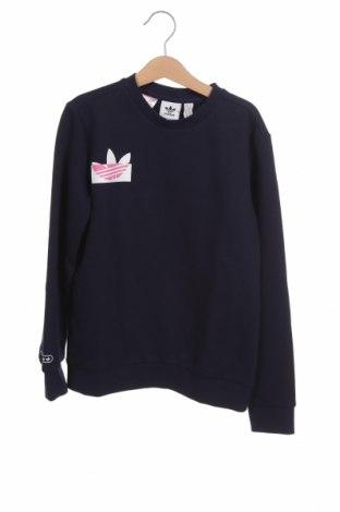 Παιδική μπλούζα Adidas Originals, Μέγεθος 9-10y/ 140-146 εκ., Χρώμα Μπλέ, 70% βαμβάκι, 30% πολυεστέρας, Τιμή 24,08€