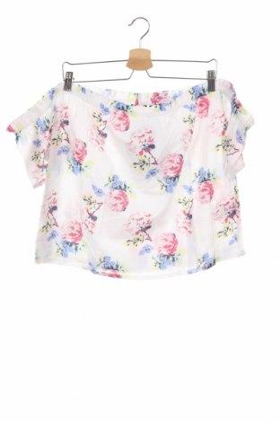 Детска блуза Blue Seven, Размер 15-18y/ 170-176 см, Цвят Бял, Памук, Цена 8,00лв.