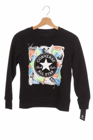 Παιδική μπλούζα Converse, Μέγεθος 8-9y/ 134-140 εκ., Χρώμα Μαύρο, 60% βαμβάκι, 40% πολυεστέρας, Τιμή 22,20€
