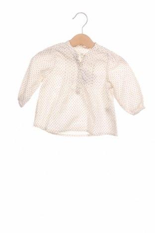 Dětská halenka  H&M L.O.G.G., Velikost 6-9m/ 68-74 cm, Barva Bílá, Bavlna, Cena  251,00Kč