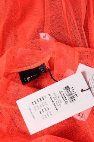 Bluză pentru copii LMTD, Mărime 8-9y/ 134-140 cm, Culoare Roz, Poliester, Preț 11,37 Lei