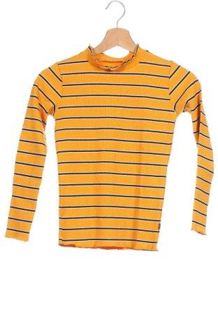 Детска блуза Lemon Beret, Размер 8-9y/ 134-140 см, Цвят Жълт, 95% памук, 5% еластан, Цена 10,66лв.