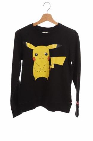 Παιδική μπλούζα Levi's, Μέγεθος 12-13y/ 158-164 εκ., Χρώμα Μαύρο, 60% βαμβάκι, 40% πολυεστέρας, Τιμή 22,20€