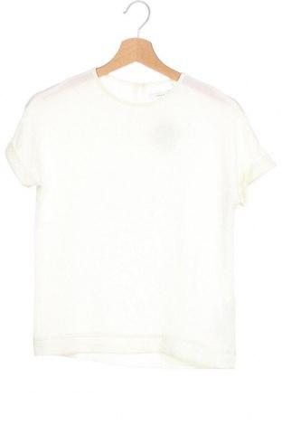 Детска блуза Name It, Размер 10-11y/ 146-152 см, Цвят Бял, 97% полиестер, 3% еластан, Цена 4,73лв.